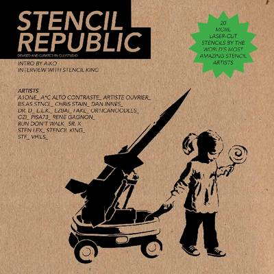 Stencil Republic (Paperback)