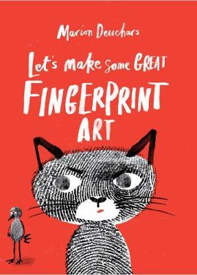 Let's Make Some Great Fingerprint Art (Paperback)