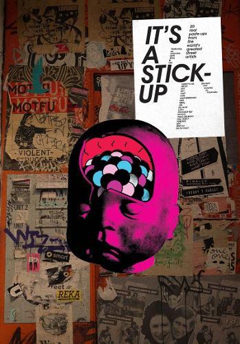 It's a Stick-Up (Paperback)