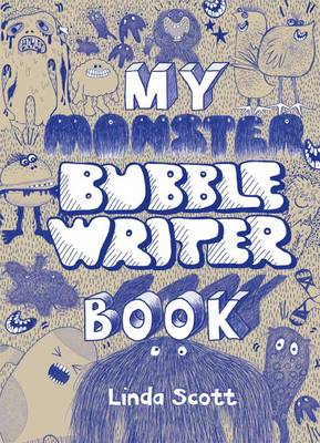 My Monster Bubblewriter Book (Paperback)