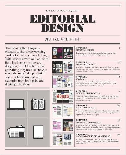 Editorial Design: Digital & Print (Paperback)