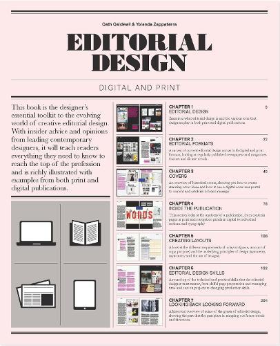 Editorial Design: Digital and Print (Paperback)