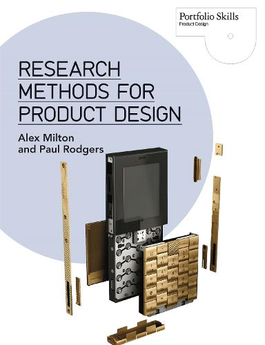 Research Methods for Product Design - Portfolio Skills (Paperback)