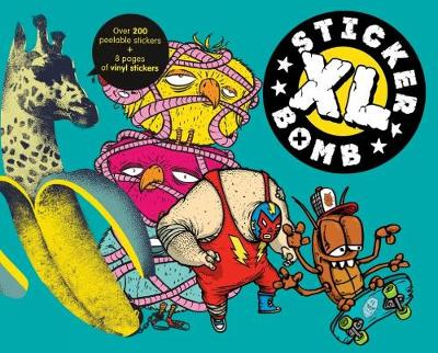 Stickerbomb XL (Paperback)