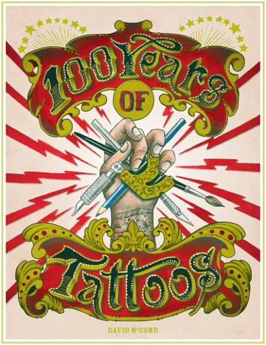 100 Years of Tattoos (Paperback)