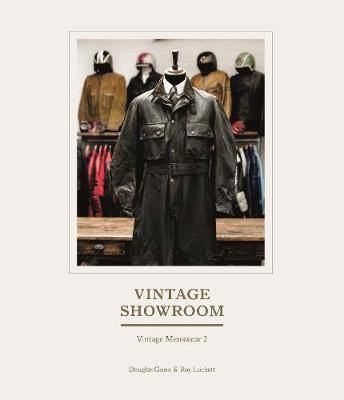 The Vintage Showroom: An Archive of Menswear (Hardback)