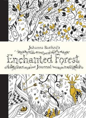 Johanna Basfords Enchanted Forest Journal Hardback