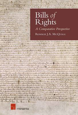 Bills of Rights: A Comparative Perspective (Paperback)