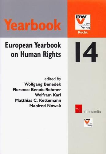 European Yearbook on Human Rights 14 (Paperback)