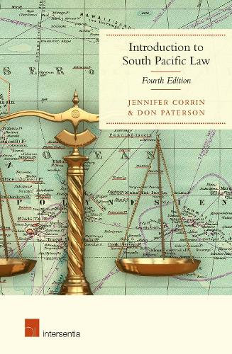 Introduction to South Pacific Law (Paperback)