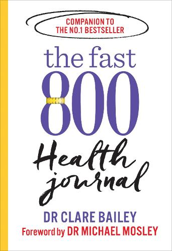 The Fast 800 Health Journal (Paperback)