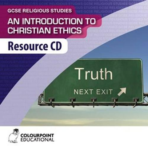 An Introduction to Christian Ethics: Resource CD for CCEA GCSE Religious Studies (CD-ROM)