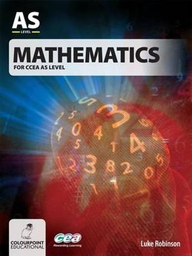 Mathematics for CCEA AS Level (Paperback)