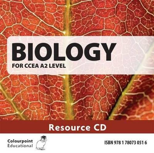 Biology for CCEA A2 Level (CD-ROM)