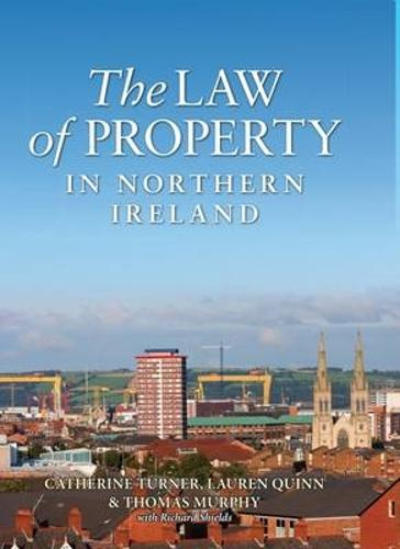 The Law of Property in Northern Ireland (Paperback)