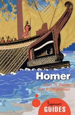 Homer: A Beginner's Guide - Beginner's Guides (Paperback)