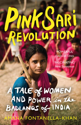 Pink Sari Revolution: A Tale of Women and Power in the Badlands of India (Paperback)