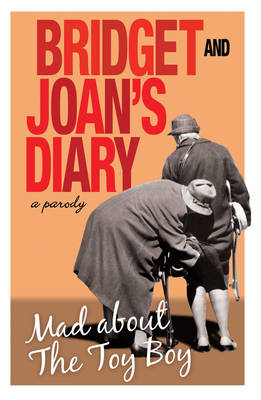 Bridget and Joan's Diary: A Parody: Mad About the Toy Boy (Hardback)