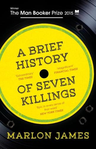 A Brief History of Seven Killings (Paperback)