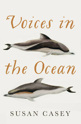 Voices in the Ocean: A Journey into the Wild and Haunting World of Dolphins (Hardback)