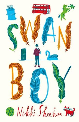 Swan boy by nikki sheehan waterstones swan boy paperback solutioingenieria Images