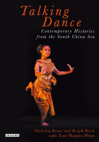 Talking Dance: Contemporary Histories from the Southern Mediterranean (Hardback)