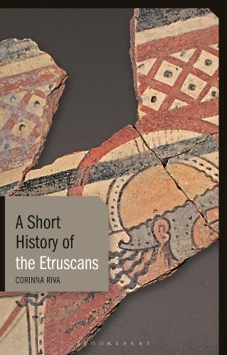 A Short History of the Etruscans - I.B. Tauris Short Histories (Hardback)
