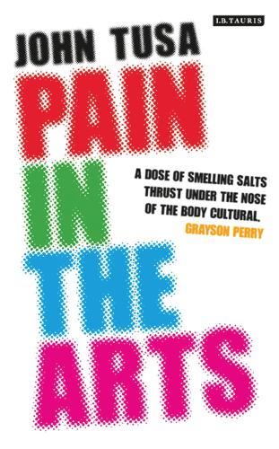 Pain in the Arts (Hardback)