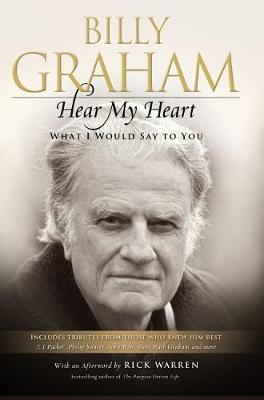Hear My Heart: What I Would Say to You (Paperback)