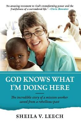 God Knows What I'm Doing Here (Paperback)