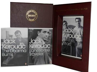 Jack Kerouac Collection Set.: Lonesome Traveler, the Dharma Bums and on the Road (Paperback)