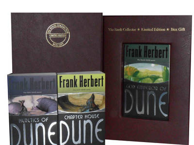 Frank Herbert Dune Collection: Heretics of Dune (gollancz Sf S.), Chapter House Dune: the Sixth Dune Novel & God Emperor of Dune: The Fourth Dune Novel (Paperback)