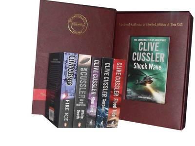 Clive Cussler Collection: Blue Gold, Flood Tide, Shock Wave, Serpent, White Death & Fire Ice (Paperback)