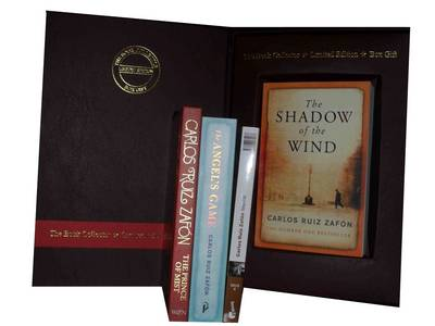 Carlos Ruiz Zafon Collection: Marina, the Shadow of the Wind, the Angel's Game & (hardcover) the Prince of Mist (Paperback)