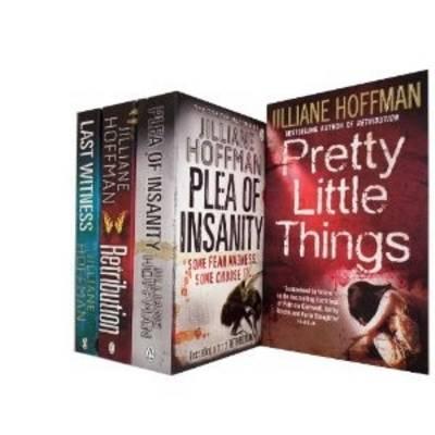 Jilliane Hoffmancollection: Retribution, Last Witness, Plea of Insanity & Pretty Little (Paperback)