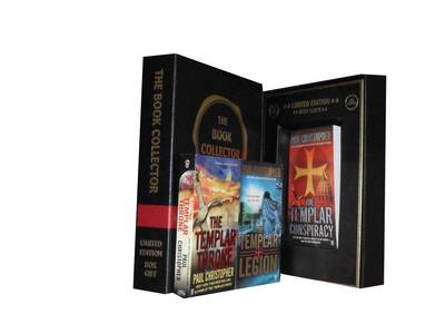 Paul Christopher Collection: Templar Legion, the Templar Conspiracy & the Templar Thorne (Paperback)