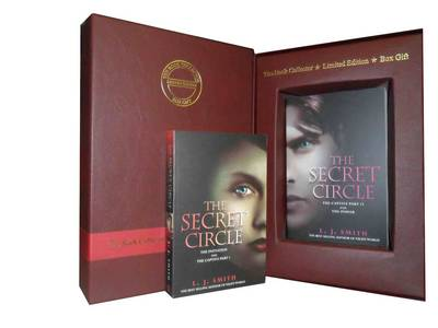 Secret Circle Collection (4 Volumes): Initiation and the Captive Pt. 1 (Paperback)