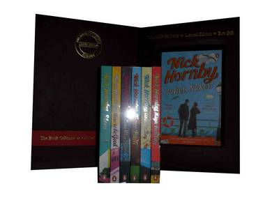 Nick Hornby Collection: Nick Hornby High Fidelity, Nick Hornby About a Boy, Nick Hornby Fever Pitch, Nick Hornby a Long Way Down, Nick Hornby How to be Good, Nick Hornby Slam (Paperback)