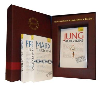 Key Ideas Collection Teach Yourself: Marx, Freud & Jung (Paperback)