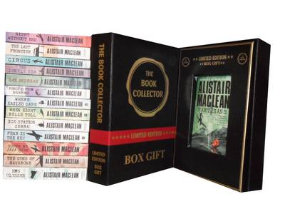 Alistair Maclean Collection: Lonely Sea, South by Java Head, San Andreas, the Guns of Navarone, Fear is the Key, H.M.S Ulysses, Force 10 from Navarone, Night without End, Partisa (Paperback)
