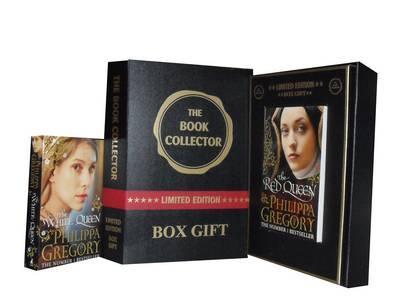 Philippa Gregory Cousins War Collection: White Queen, The Red Queen (Paperback)