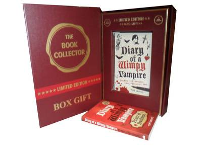 Tim Collins Collection: Prince of Dorkness: Diary of a Wimpy Vampire , Diary of a Wimpy Vampire: the Undead Have Feelings Too (Paperback)