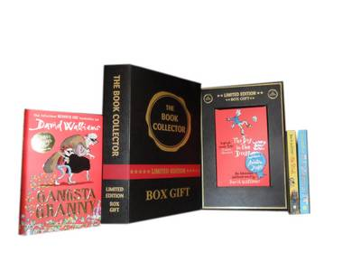 David Walliams Collection: Boy in the Dress, Mr Stink, Billionaire Boy & (hardcover) Gangsta Granny (Paperback)