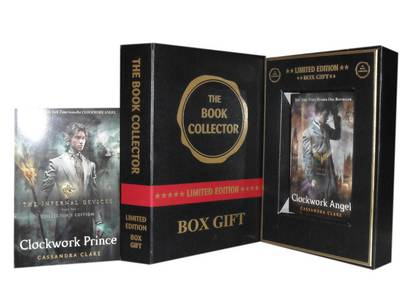 Cassandra Clare Collection: Infernal Devices 1: Clockwork Angel & the Infernal Devices 2: Clockwork Prince (Paperback)