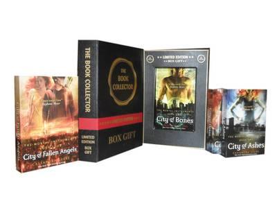 Cassandra Clare, Mortal Instruments Collection: City of Bones, City of Ashes, City of Glass & City of Fallen Angels (Paperback)