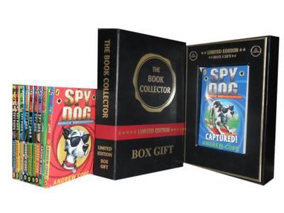 Andrew Cope Collection: Spy Dog, Spy Dog Captured!, Spy Dog Unleashed!, Spy Dog Superbrain, Spy Dog Rocket Rider, Spy Pups Treasure Quest, Spy Pups Prison Break, Spy Pups Circus Act (Paperback)
