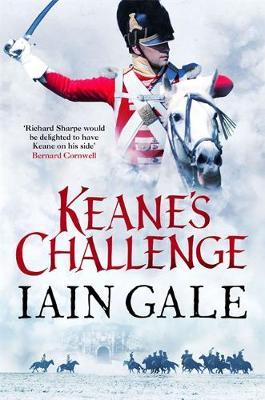 Keane's Challenge - Captain James Keane (Hardback)