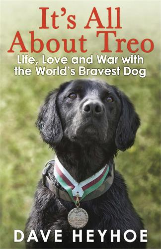 It's All About Treo: Life and War with the World's Bravest Dog (Paperback)