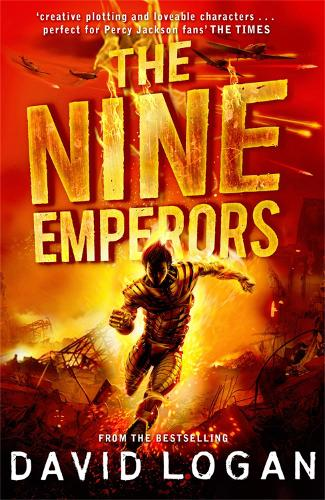 The Nine Emperors - The League of Sharks Trilogy (Paperback)