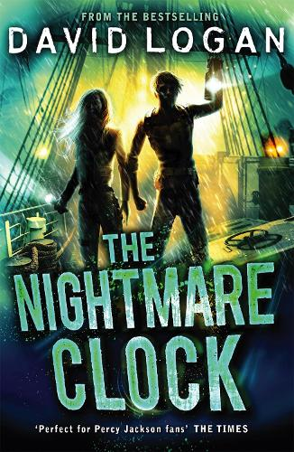 The Nightmare Clock - The League of Sharks Trilogy (Paperback)